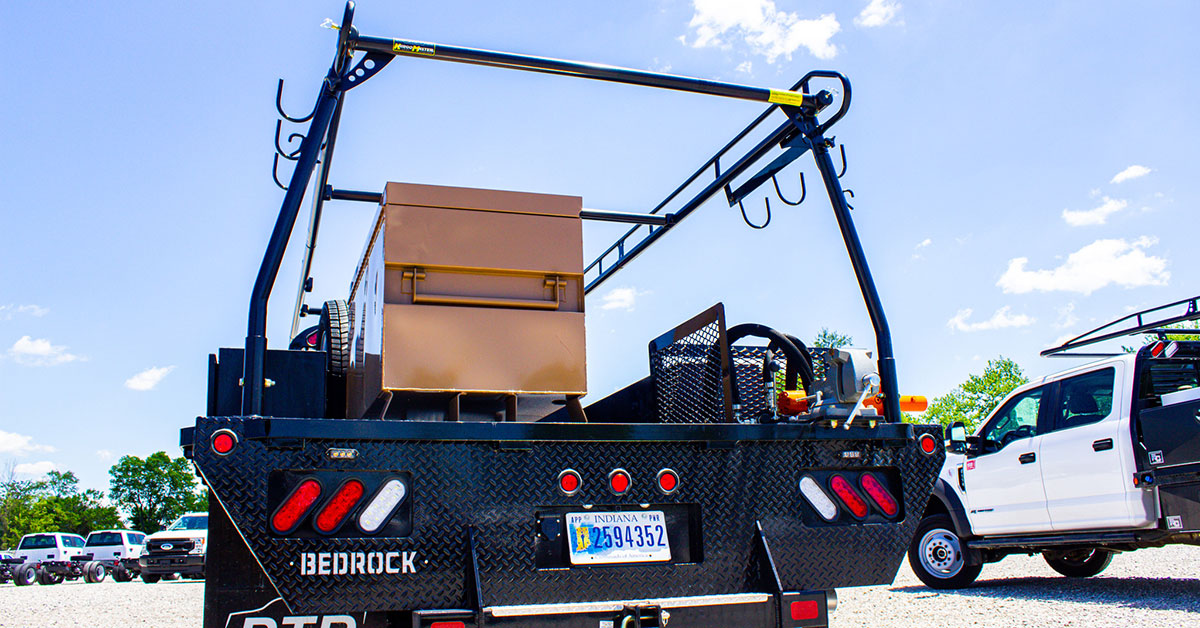 Benefits of Upfitted Flatbeds